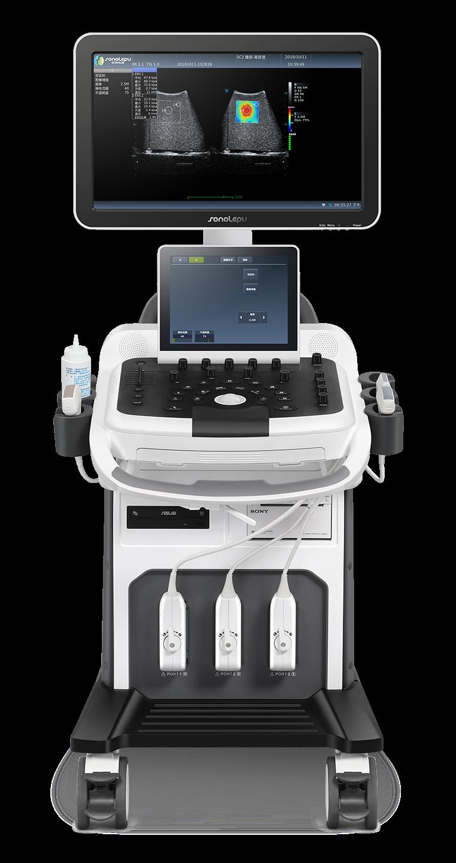 实时弹性超声诊断仪